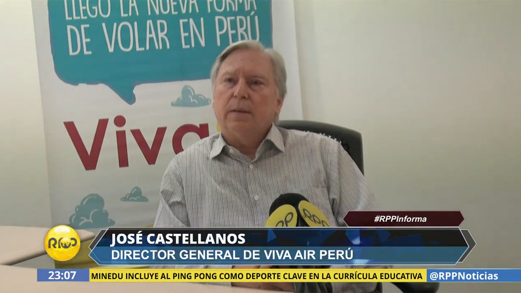 José Castellanos prevé que oferta podría hacer crecer el mercado en 40%.