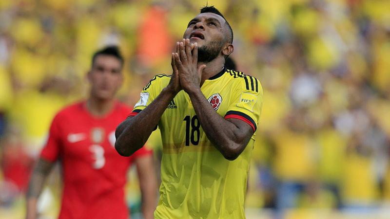 Colombia no consigue tres puntos desde la jornada 8, fecha en la vencieron a Paraguay de visita por 2-1.