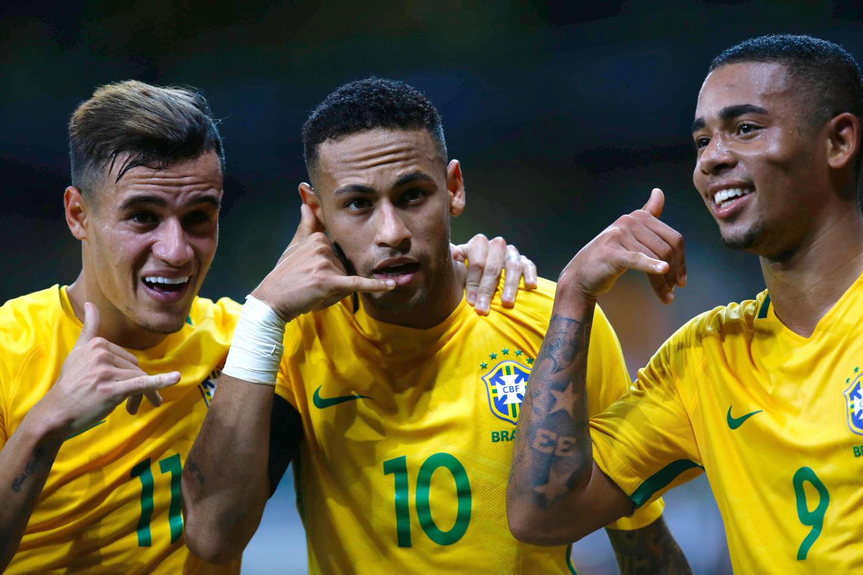 Brasil visitará la próxima jornada a Perú en la ciudad de Lima.