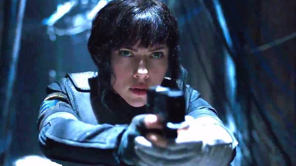 Ghost in the shell: Scarlett Johansson es la nueva heroína de acción