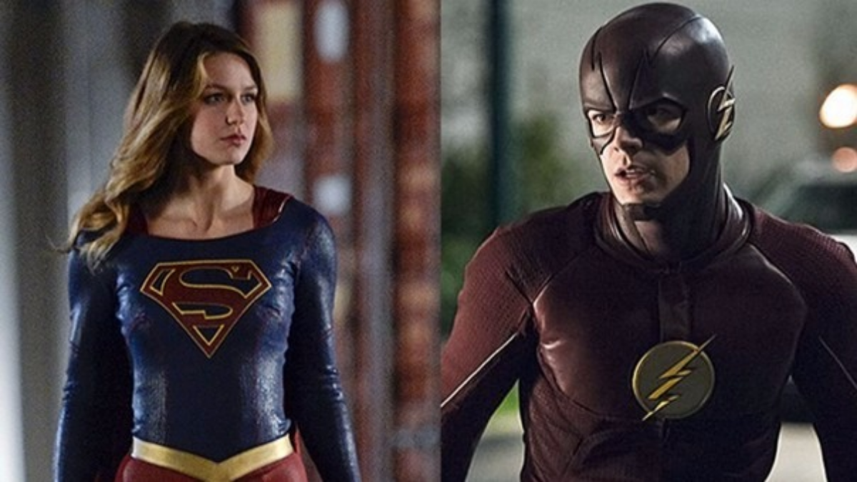 Supergirl y The Flash se unirán a Arrow para competir contra los Dominators, una raza alienígena.