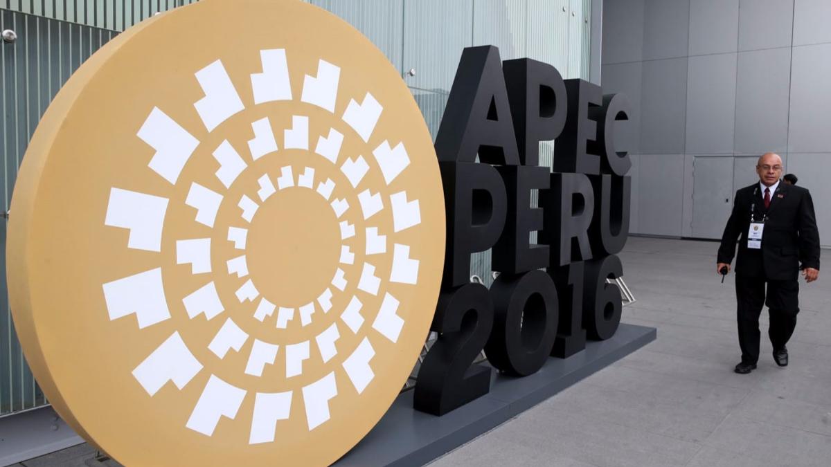 APEC 2016: Crecimiento de calidad y desarrollo humano