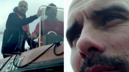 El emotivo video de Pep Guardiola.
