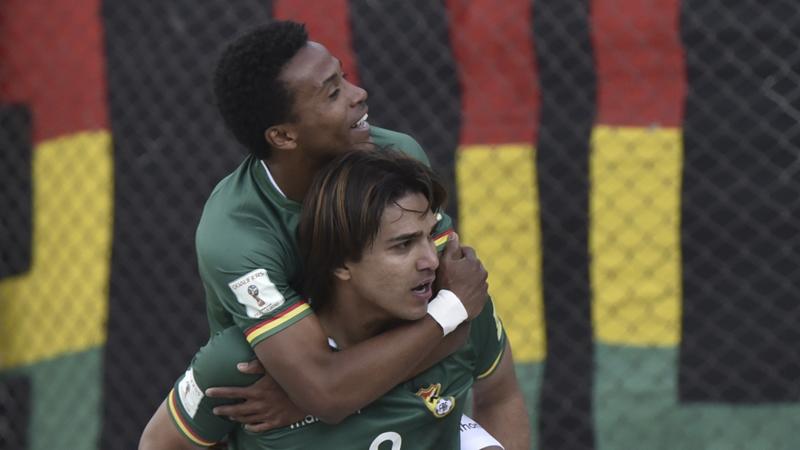 Ya puedes revisar las mejores imágenes del Bolivia vs. Paraguay.