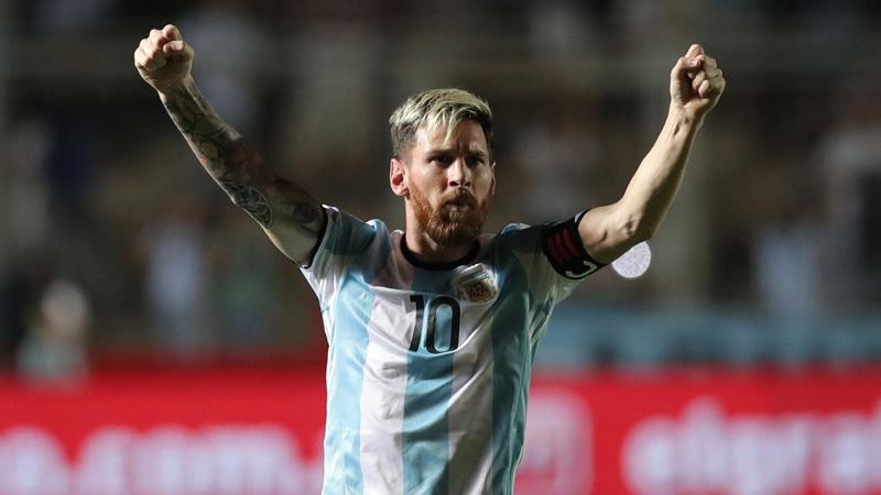 Messi no anotaba desde hace 5 jornadas.