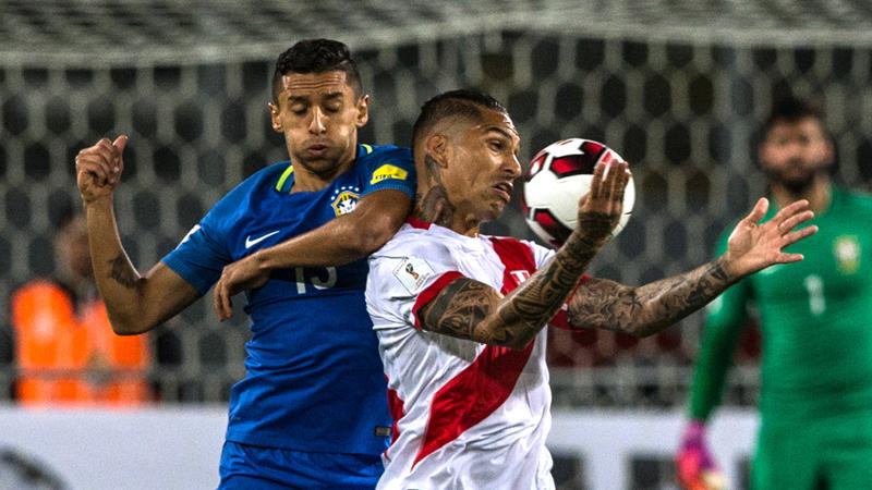 Ya puedes ver las mejores jugadas del Perú vs. Brasil.