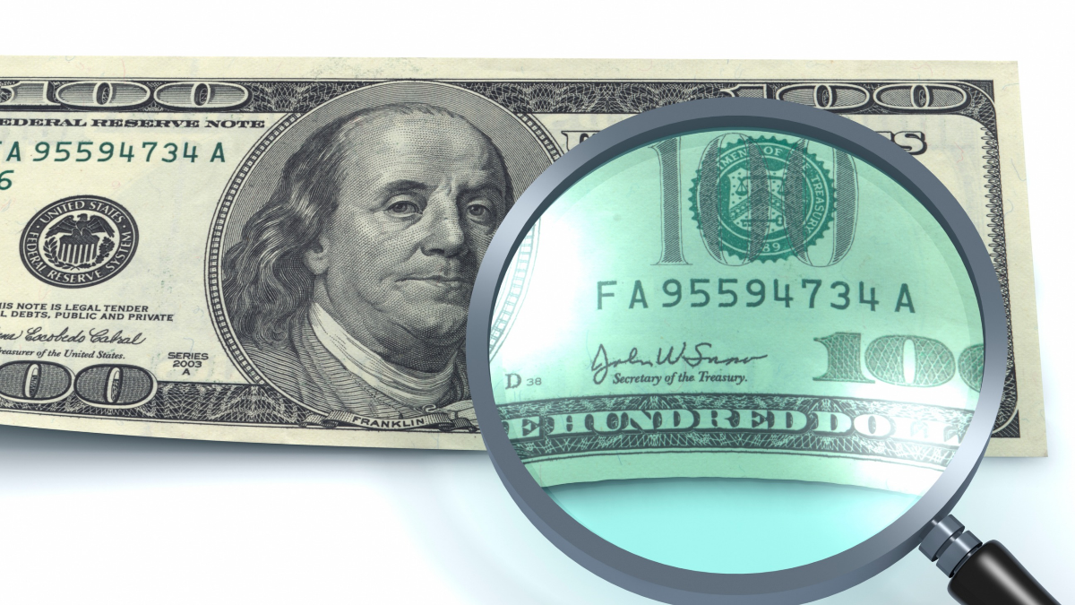 Perú lider en falsificación de dólares