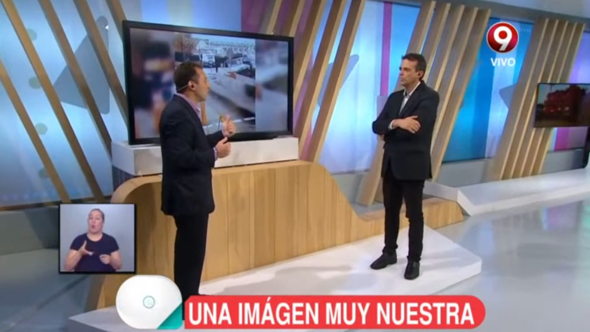 El programa argentino