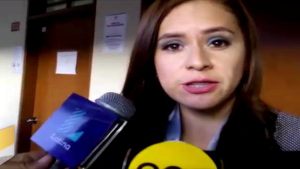 Adriano Pozo agredió a su expareja Arlette Contreras en julio de 2015.