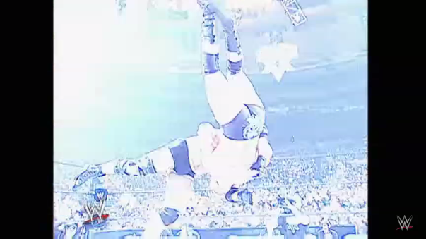 Aquí revive el triunfo de Goldberg en WrestleMania XX.