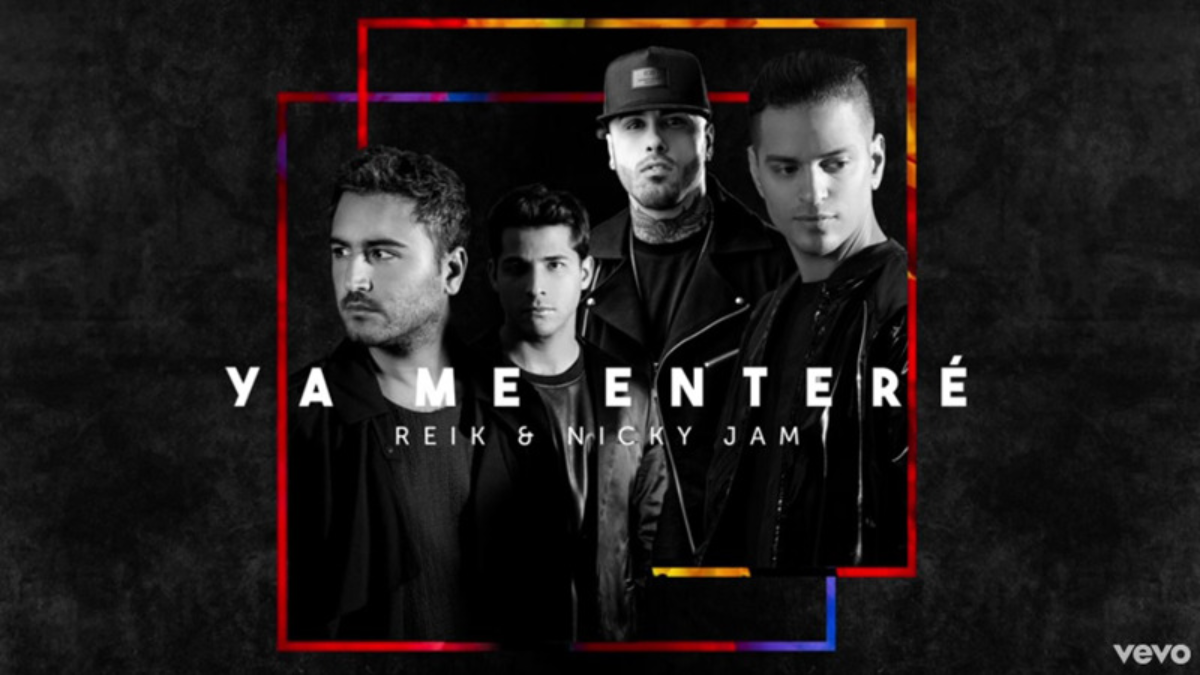 Reik - Ya Me Enteré (Urban Version)[Cover Audio] ft. Nicky Jam