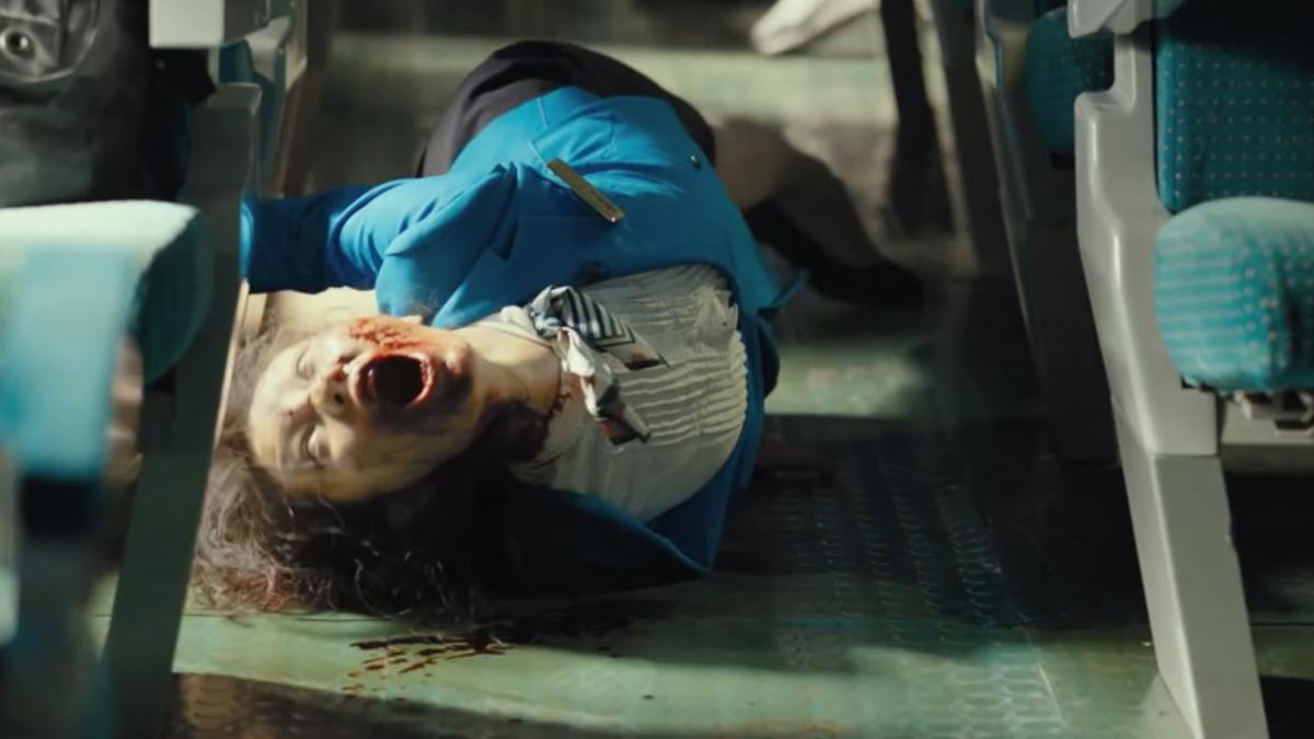 Estación Zombie - Trailer Subtitulado