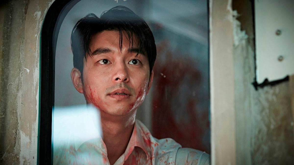 La primera película con tomas reales del director Yeon Sang-ho.