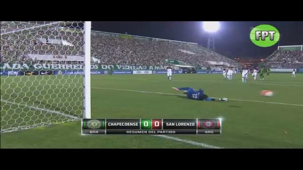 El Chapecoense de Brasil apenas tiene 43 años de historia.