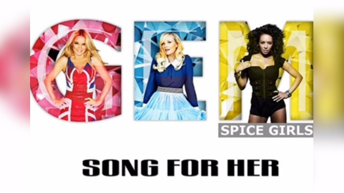 Así suena Song for her, el nuevo tema de Spice Girls GEM.