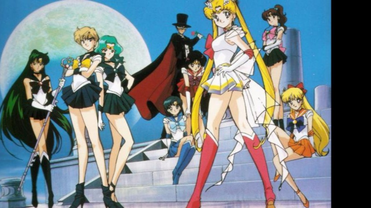 Sailor Moon R Movie Ending Scene - Moon Revenge (Japanese)