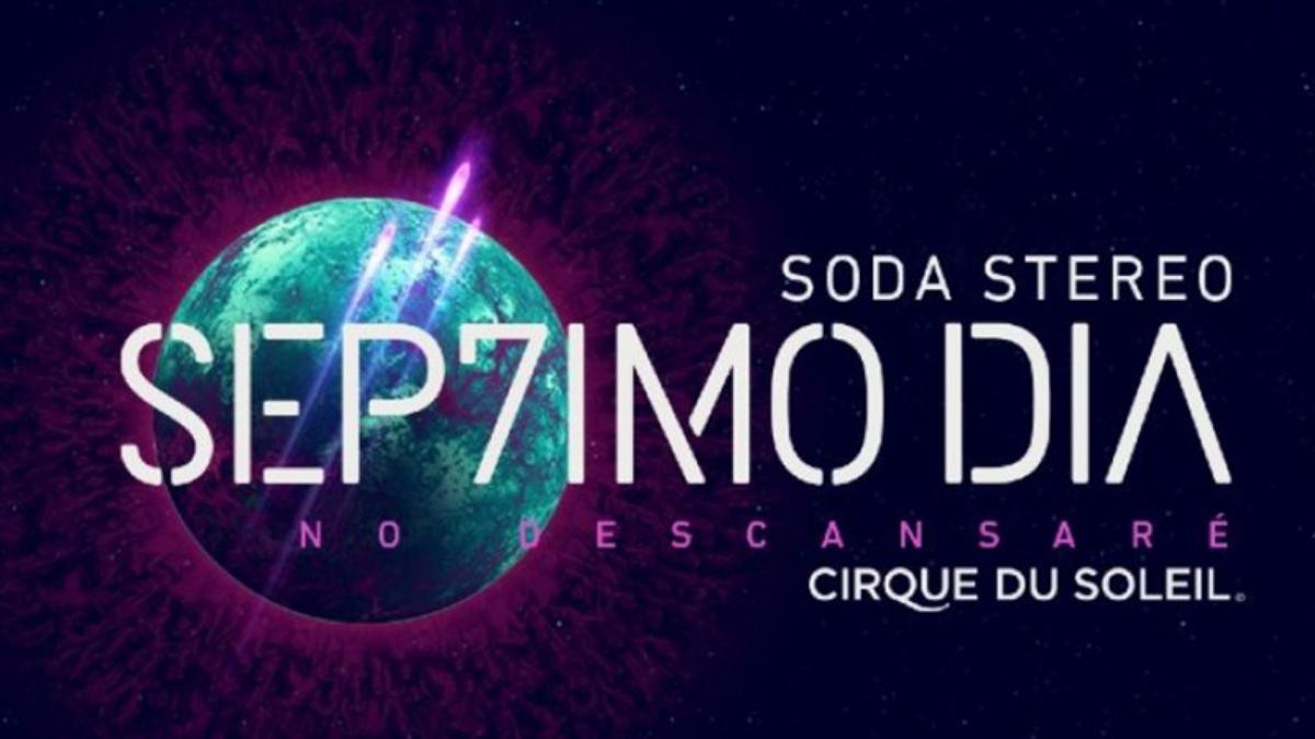 Spot de la gira Soda Cirque