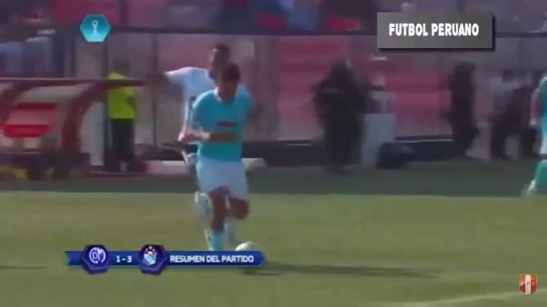 Revive las mejores jugadas y goles del triunfo 3-1 de Cristal sobre Deportivo Municipal.