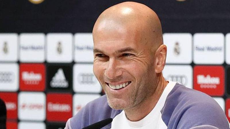 Zidane conquistó la Champions League con Real Madrid, en su primera temporada como entrenador.