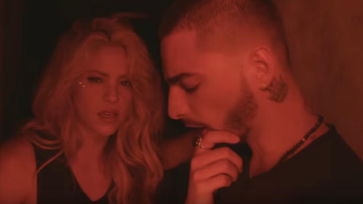 Chantaje- Shakira & Maluma