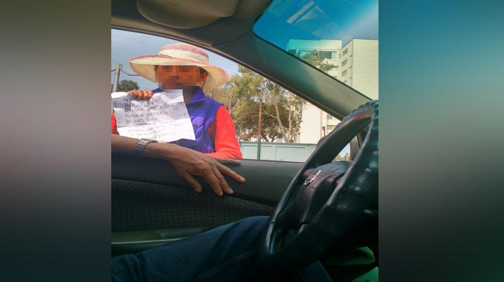 Sucede en la cuadra 33 de la avenida Arequipa, cruce con Juan de Arona.