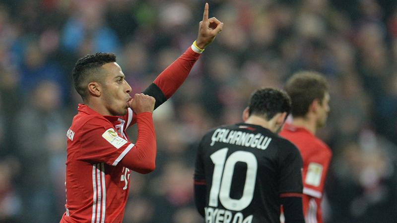 Bayern Munich es segundo en la Bundesliga con 27 puntos, a 3 del líder RB Leipzig con 30.