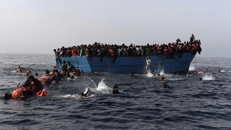 Italia recibe un elevado flujo migratorio procedente de las costas norteafricanas.