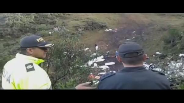 Las autoridades confirmaron 71 muertos y 6 sobrevivientes.