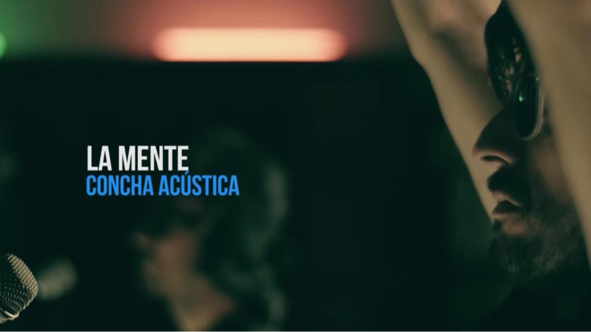 La Mente - Concha Acústica