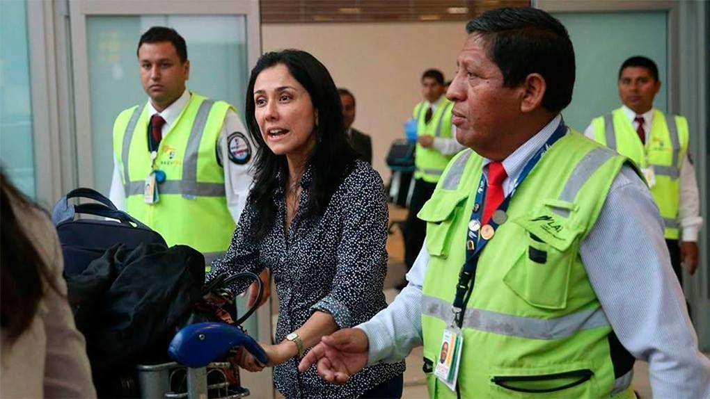 Nadine Heredia reveló que el juez Richard Concepción Carhuancho aprobó que ella firme el control biométrico en Ginebra.