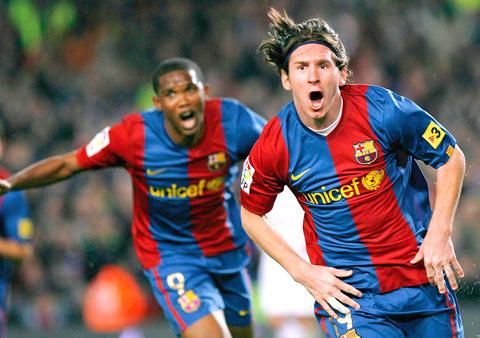 Lionel Messi le ha anotado 21 goles al Real Madrid en toda su carrera.