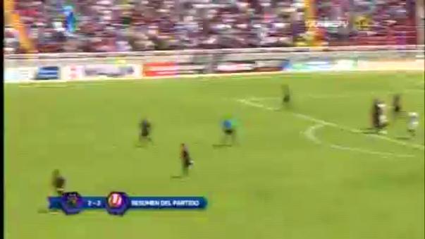 Revive el empate 2-2 de Melgar y Universitario este domingo.