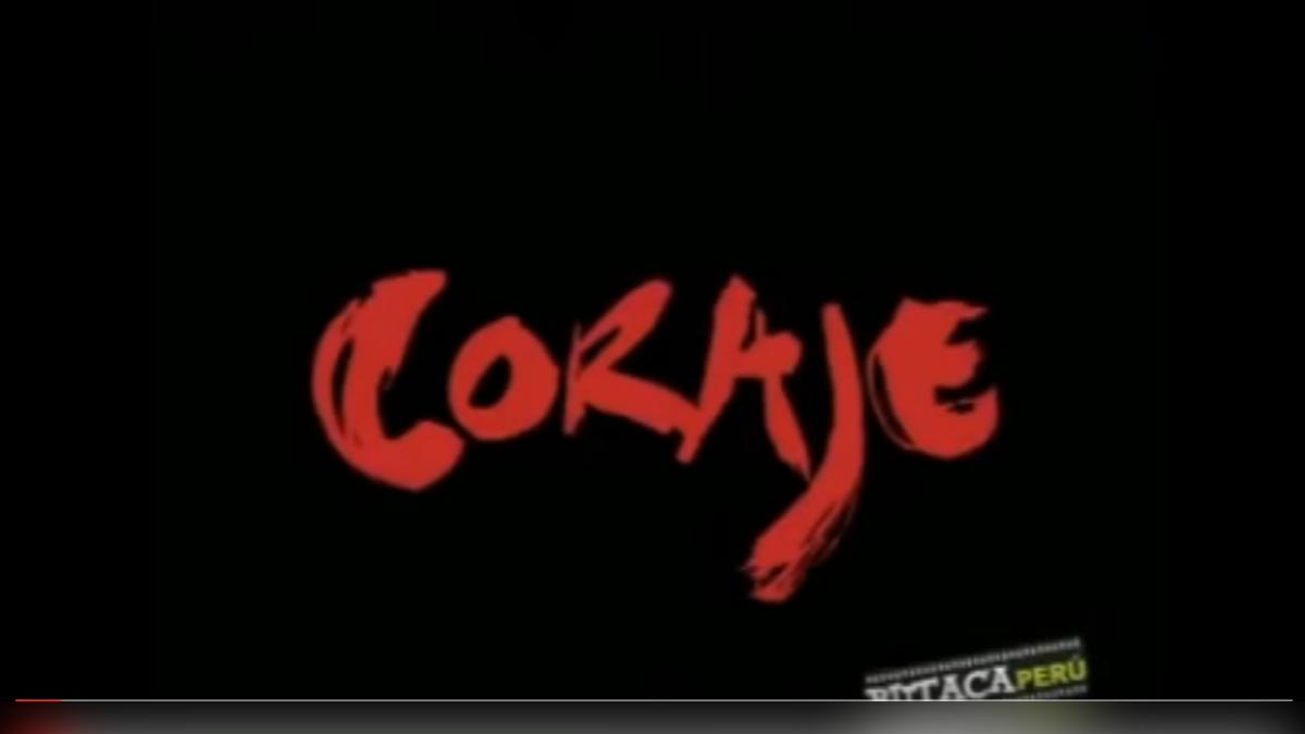 Tráiler- Coraje