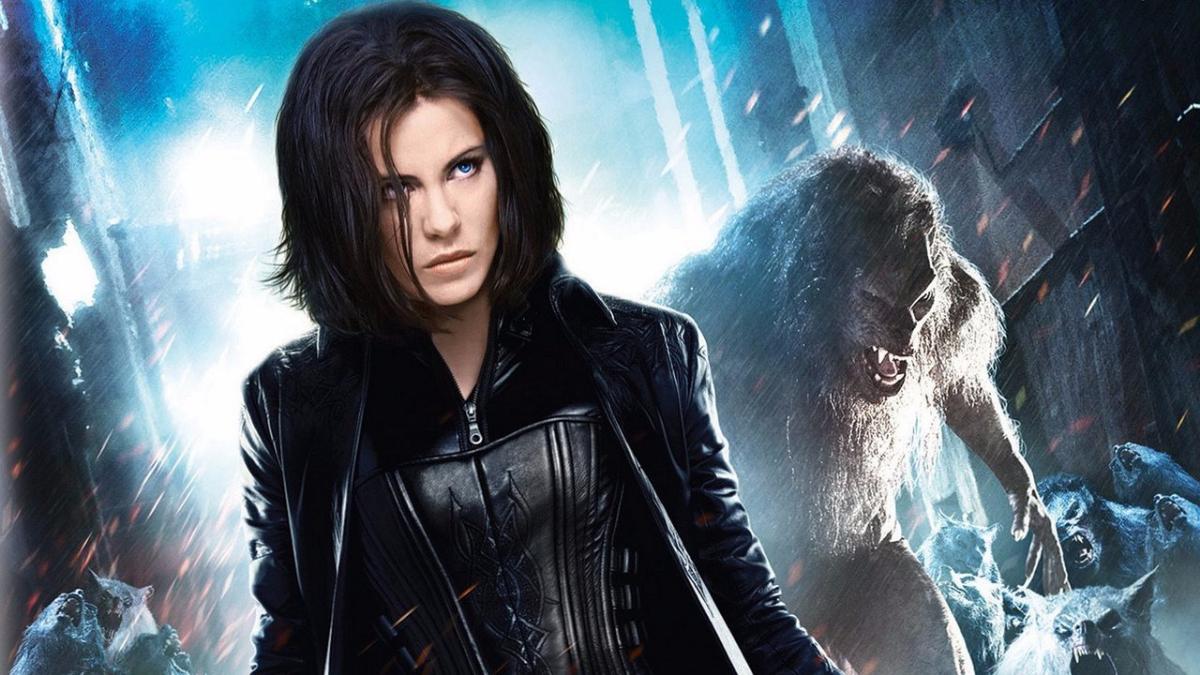 Kate Beckinsale es la protagonista absoluta de Inframundo.