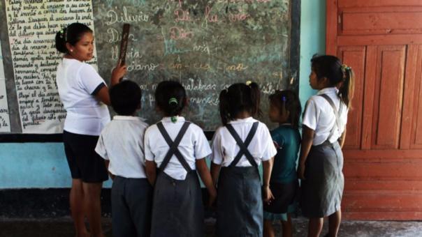 La prueba PISA se tomó en 281 colegios del país entre agosto y setiembre del 2015.