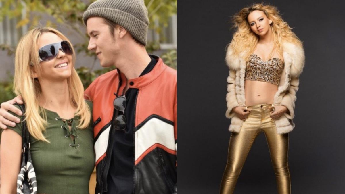 Las primeras escenas de filmación del biopic de Britney Spears