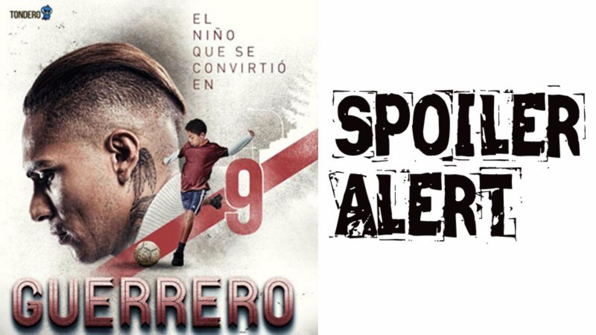 Guerrero, la película, se estrenó el 08 de diciembre en las salas de cine nacional.