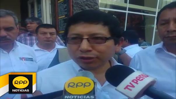 Trujillo Mori, también dijo que el próximo año se asignaran 19 millones de soles para continuar con las mejoras en este distrito leonardino.