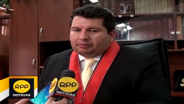 Alfredo Rebaza aseguró que su trabajo será con transparencia