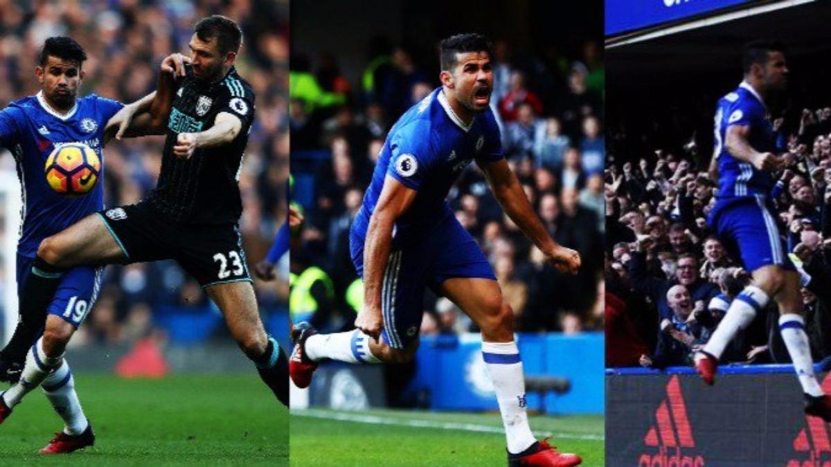 Los 12 goles de Diego Costa le han dado 9 puntos al Chelsea y es el jugador más decisivo de la Premier League en este sentido.