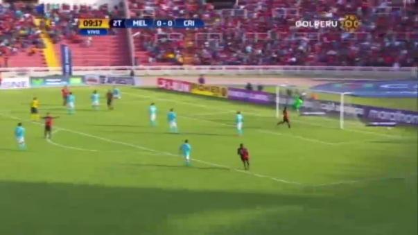 Mira el gol anulado a Cuesta