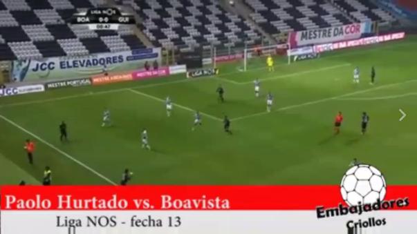 Revive aquí el gol del peruano y sus mejores jugadas.