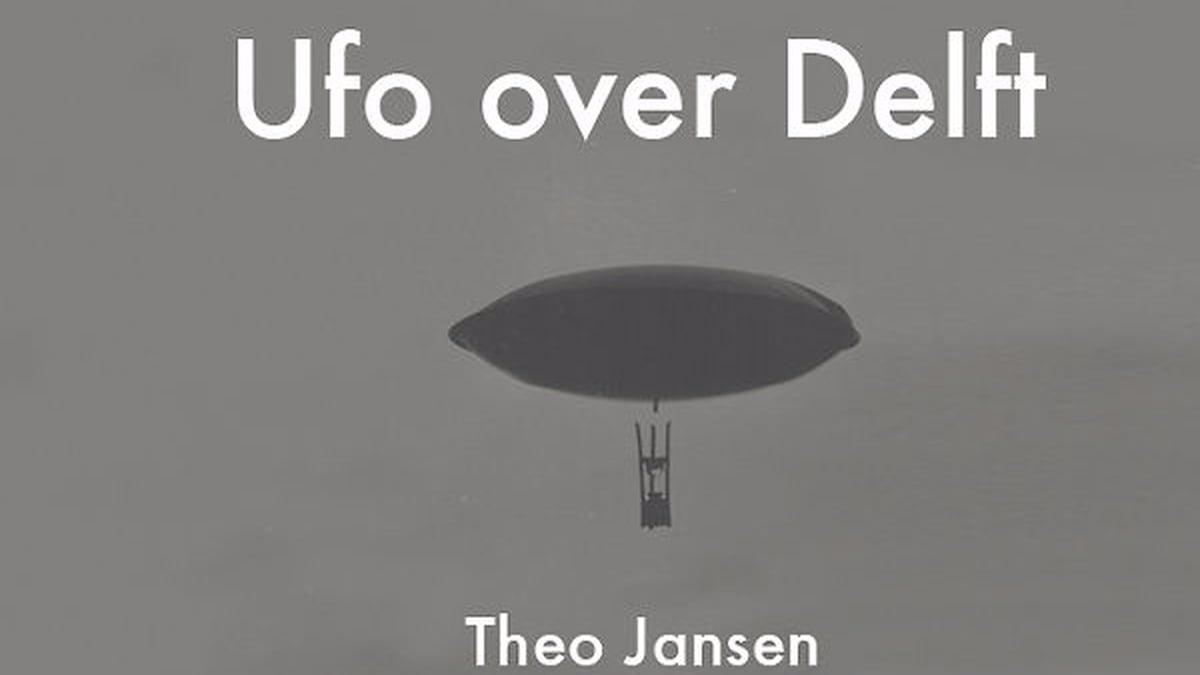 UFO marcó el inicio de Theo Jansen y fue un juego entre la realidad y la fantasía
