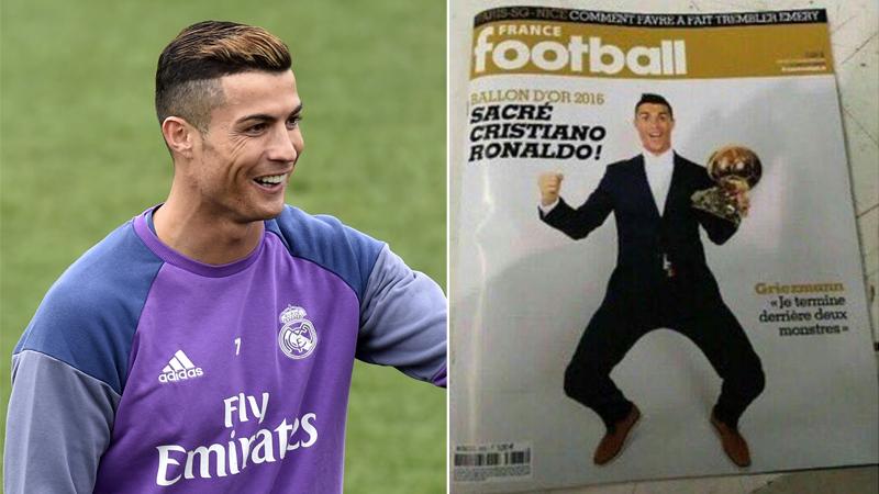 Cristiano Ronaldo debutó en el fútbol profesional con el Sporting de Lisboa (2002).