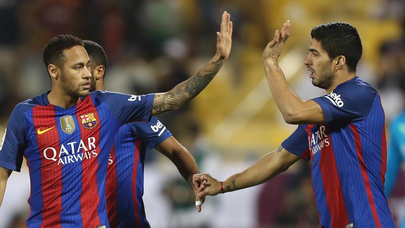Ya puedes revisar los goles y las mejores jugadas del Barcelona - Al Ahli.