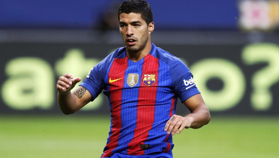 Luis Suárez llegó al Barcelona en 2014 procedente del Liverpool.