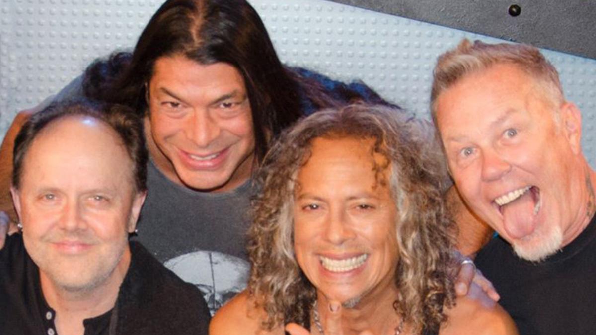 Metallica cantó
