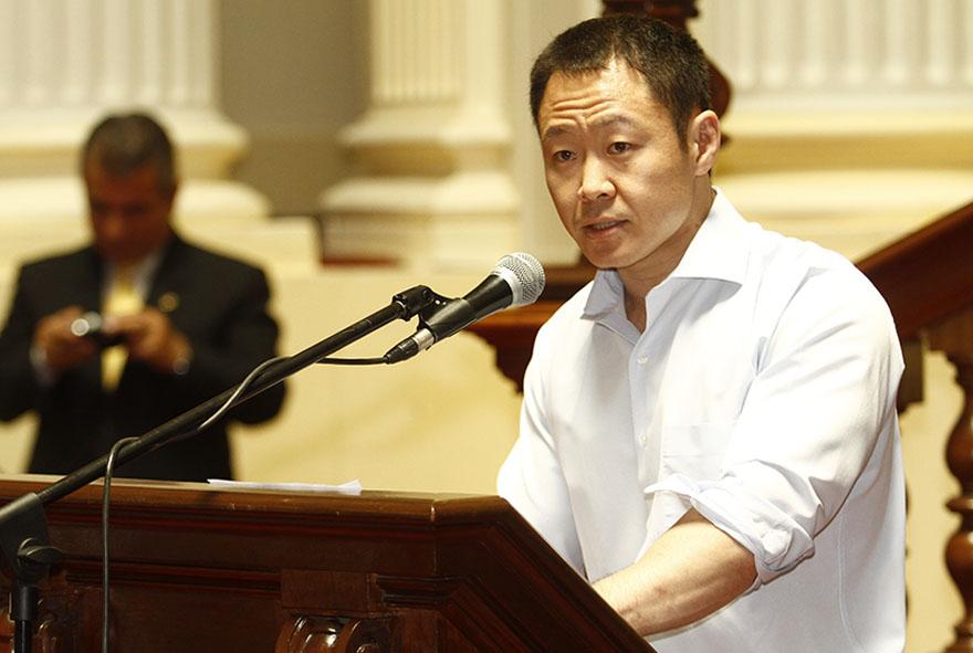 Kenji Fujimori se pronunció sobre la crisis política que vive el país.