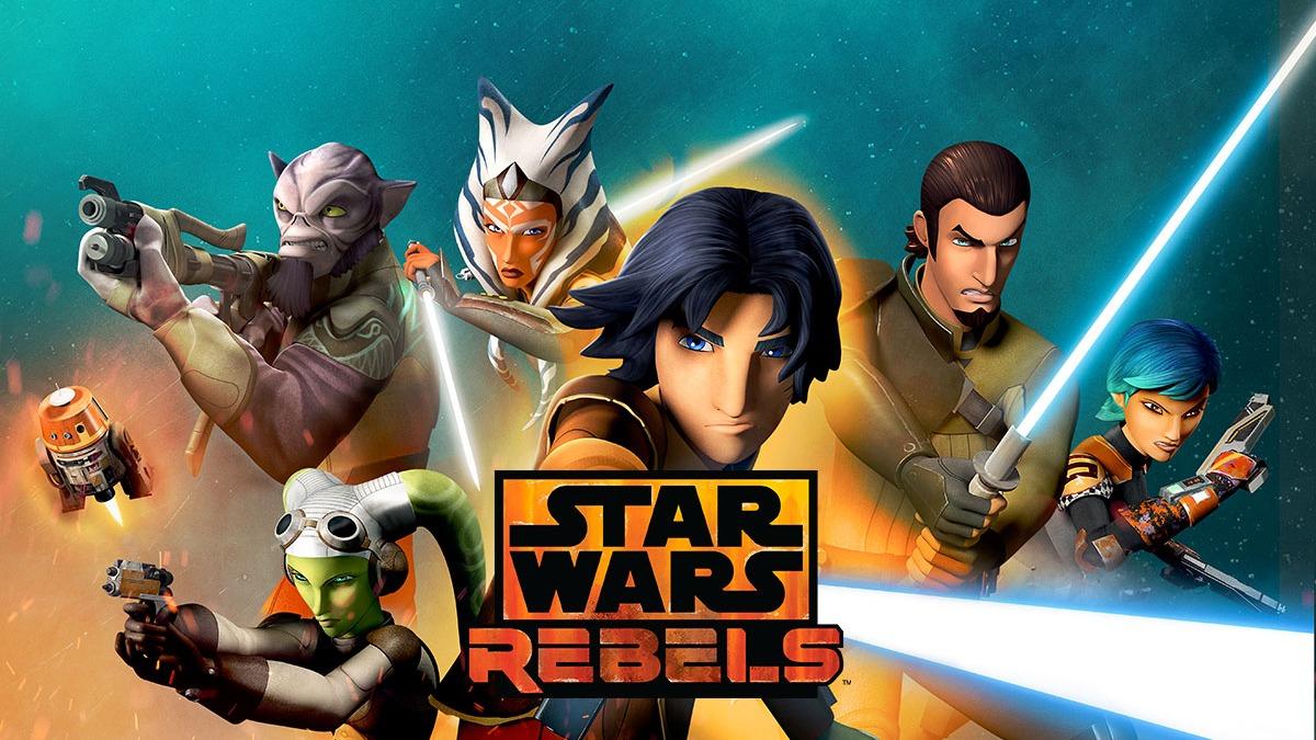 Star Wars Rebels narra el inicio de la rebelión contra el imperio antes de los hechos en Rogue One.