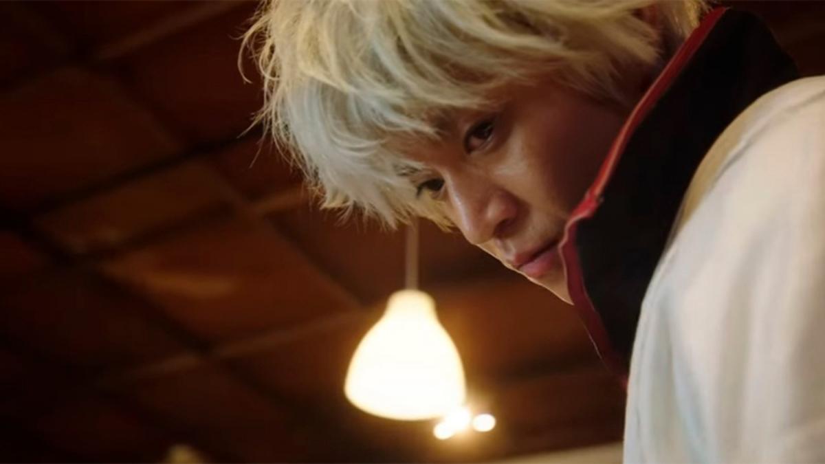 Gintama: live action filme
